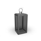 Bosphore silver lantern for your 3d room design