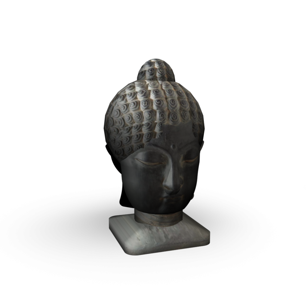 Sukhotai Buddha Head Design And Decorate Your Room In 3d