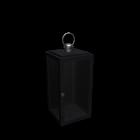 Laterne Bosphore schwarz von Maisons du Monde