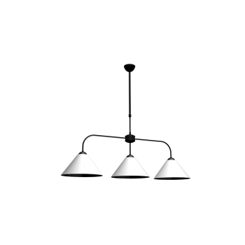 Lubéron Triple Pendant Lamp by Maisons du Monde