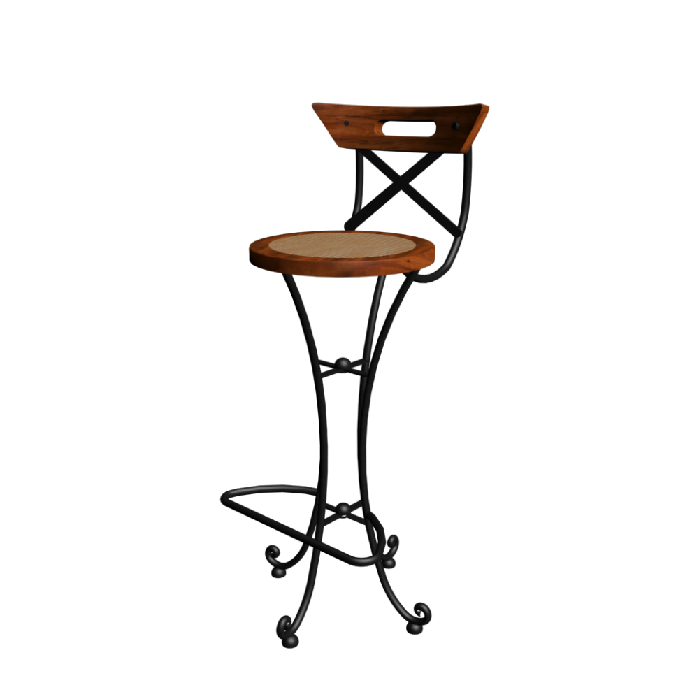 Bar chair lub ron design and decorate your room in 3d for Bar planteur maison du monde