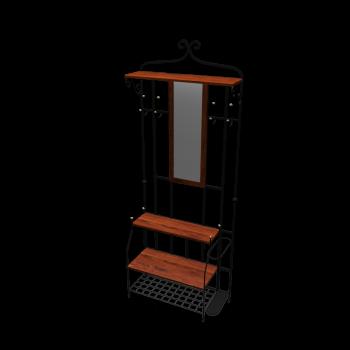 garderobenm bel lub ron einrichten planen in 3d. Black Bedroom Furniture Sets. Home Design Ideas