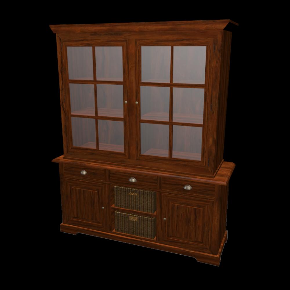 geschirrschrank lub ron einrichten planen in 3d. Black Bedroom Furniture Sets. Home Design Ideas