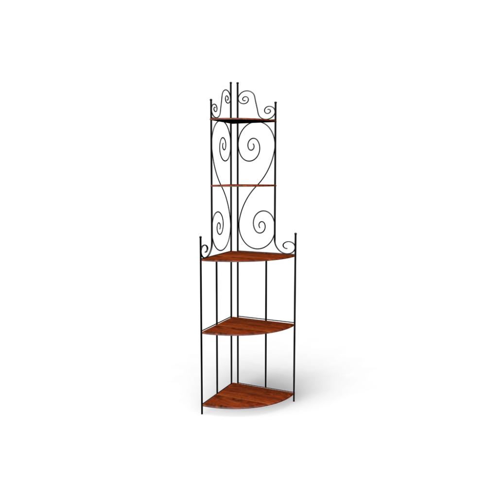 corner shelf lub ron design and decorate your room in 3d. Black Bedroom Furniture Sets. Home Design Ideas