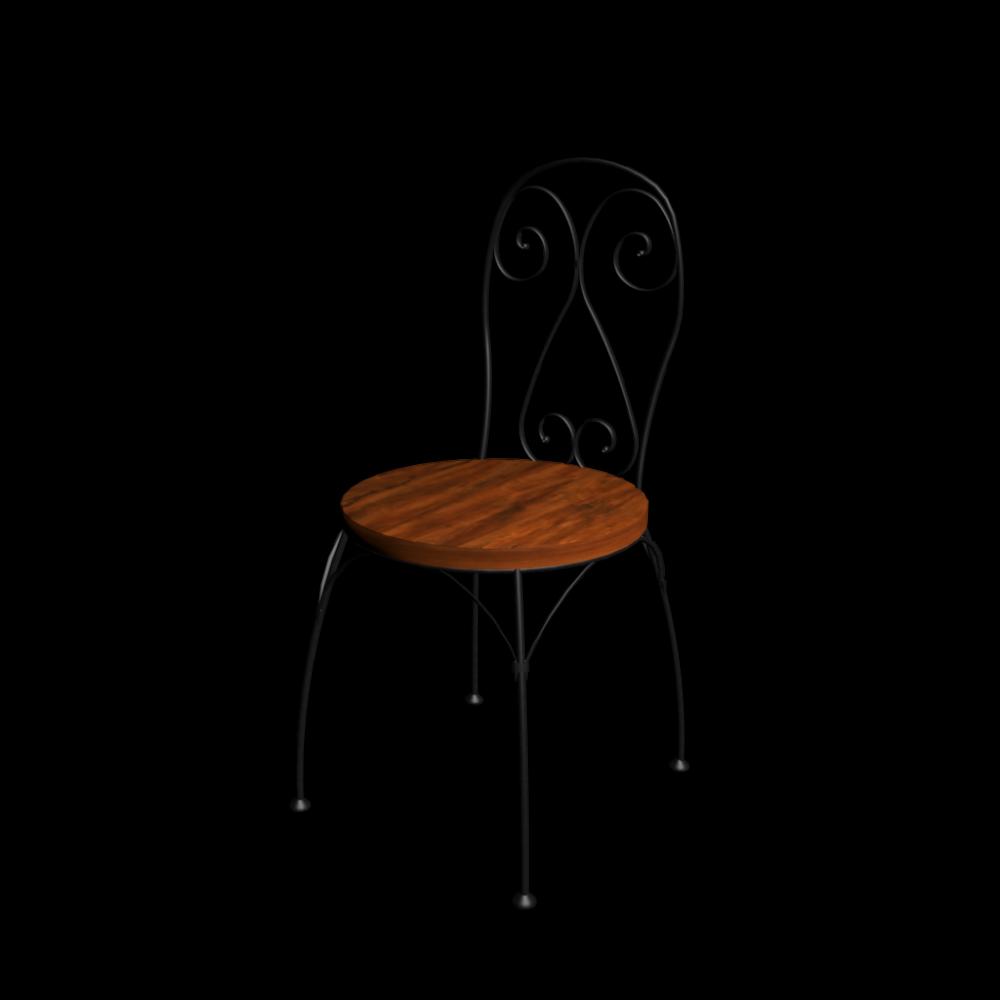 stuhl herz lub ron einrichten planen in 3d. Black Bedroom Furniture Sets. Home Design Ideas