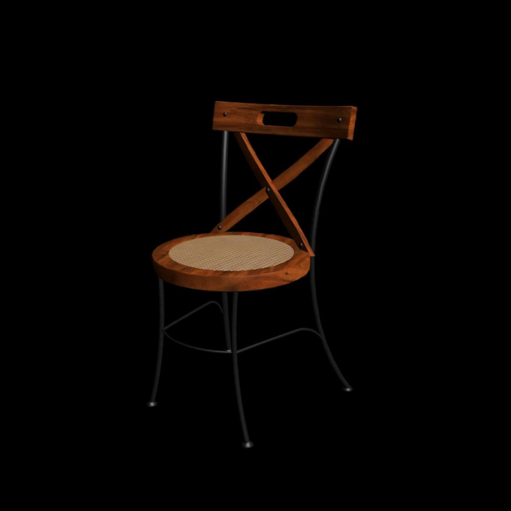 stuhl kreuz lub ron einrichten planen in 3d