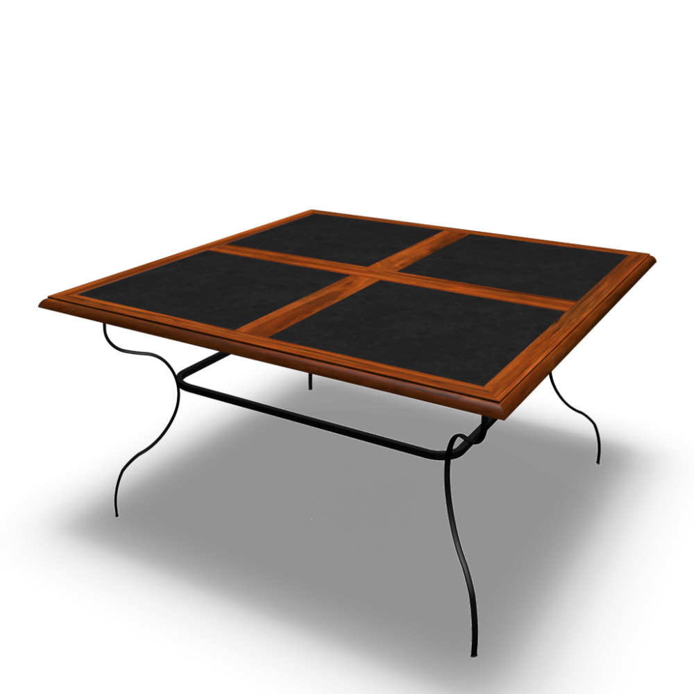 Dining table lub ron design and decorate your room in 3d - Maison du monde tables ...