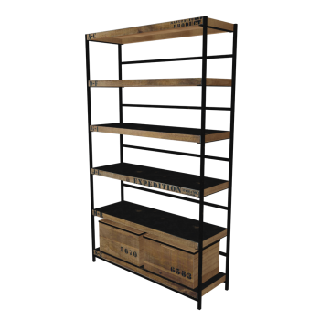 Shelves MANUFACTURE by Maisons du Monde
