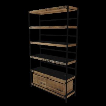 Shelves MANUFACTURE by Maisons du Monde