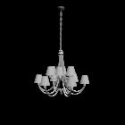 Royal chandelier by Maisons du Monde