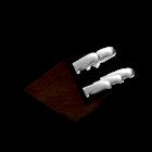 Messerblock für die 3D Raumplanung