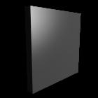 Milchglaselement für die 3D Raumplanung