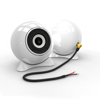 Mo°Speaker ball shaped speaker by MO-SOUND