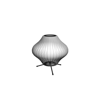 Pear Table Lampe mit Fuß von Modernica