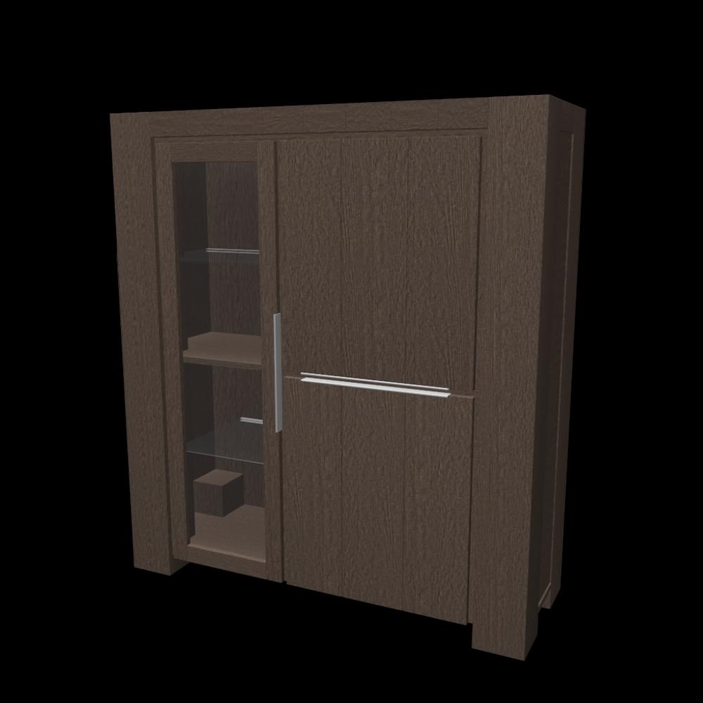 schrank nordland einrichten planen in 3d. Black Bedroom Furniture Sets. Home Design Ideas