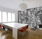 Dolce Vitler 01 in Schwarz/Weiß von monofaktur