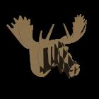Big Game Moose von Moustache