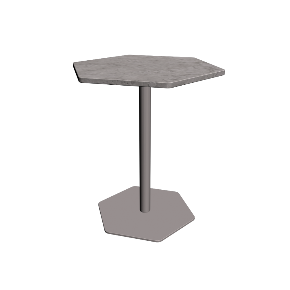 Pollen table with ped base design and decorate your room for Table design xxl