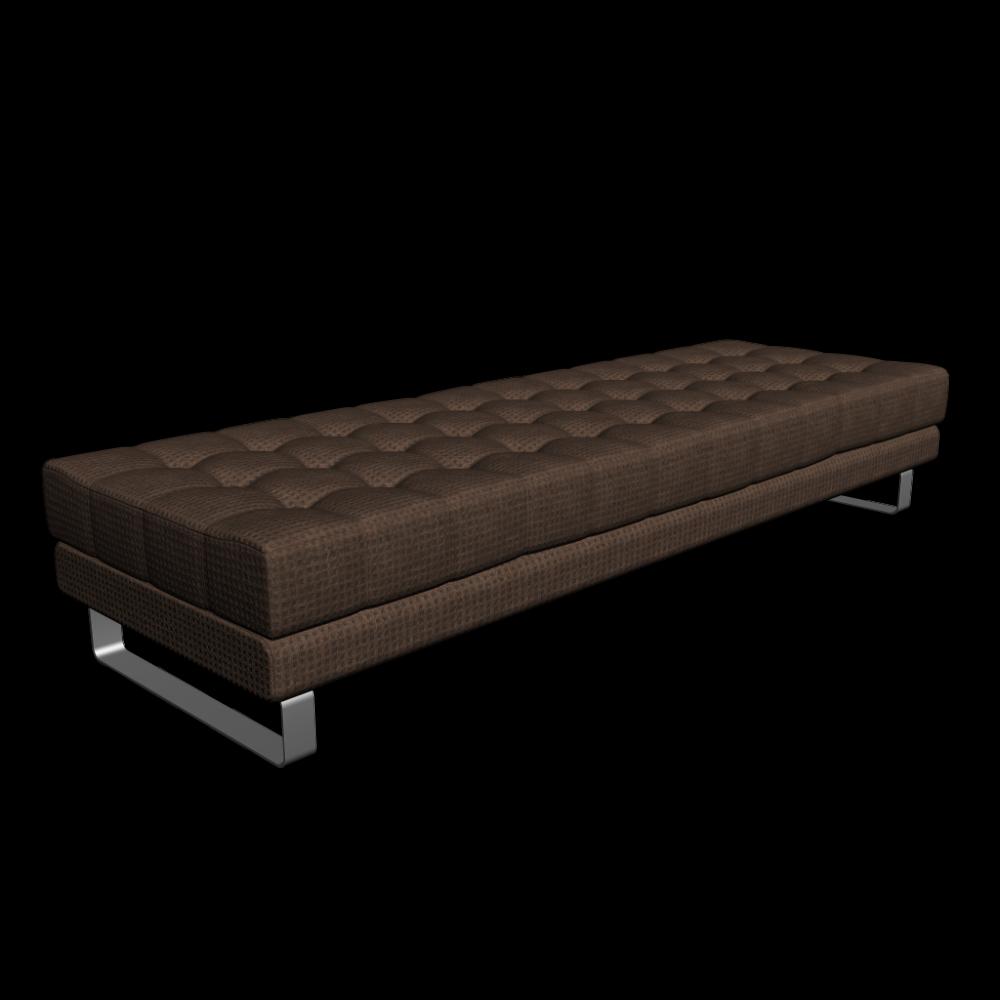 Portion 3 Seat Sofa bench Einrichten amp Planen in 3D : naughtone portion bench sofa loungefc896b016axxl from de.roomeon.com size 1000 x 1000 png 340kB