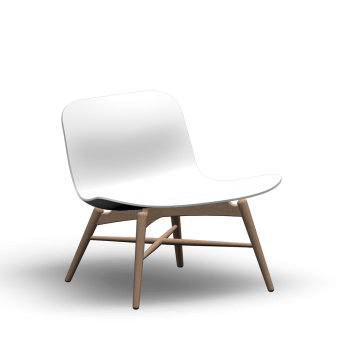 Langue Lounge Chair by NORR11