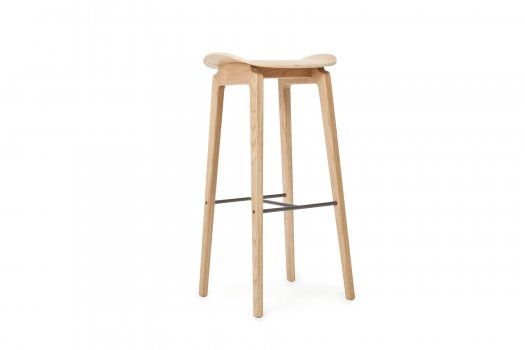 NY11 Bar Chair, Natural by NORR11