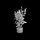 Pflanze für die 3D Raumplanung