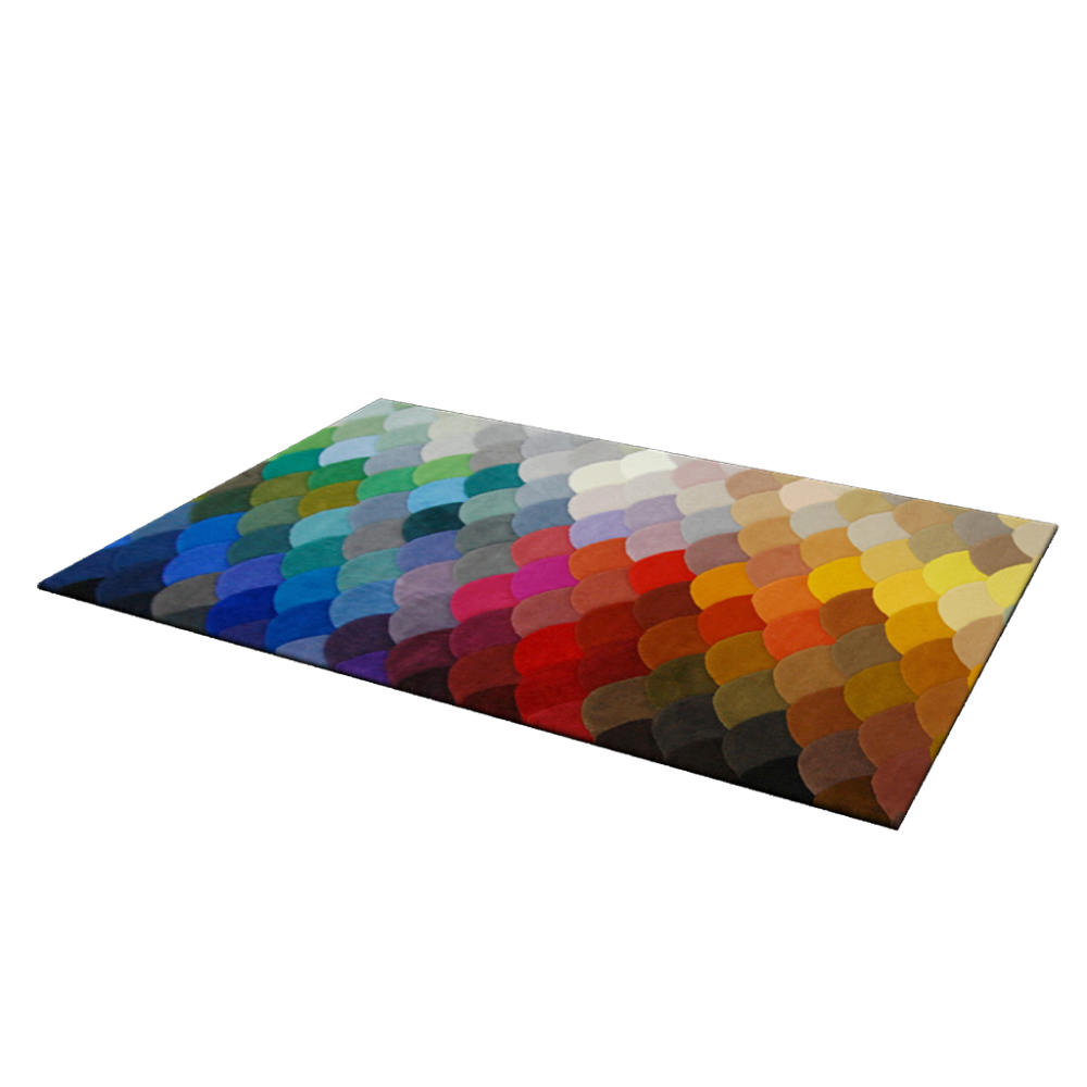 Pixel Carpet - handmade - Design and Decorate Your Room in 3D