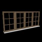 Quartettfenster für die 3D Raumplanung