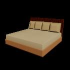 MODERN HOLLYWOOD BED by Ralph Lauren