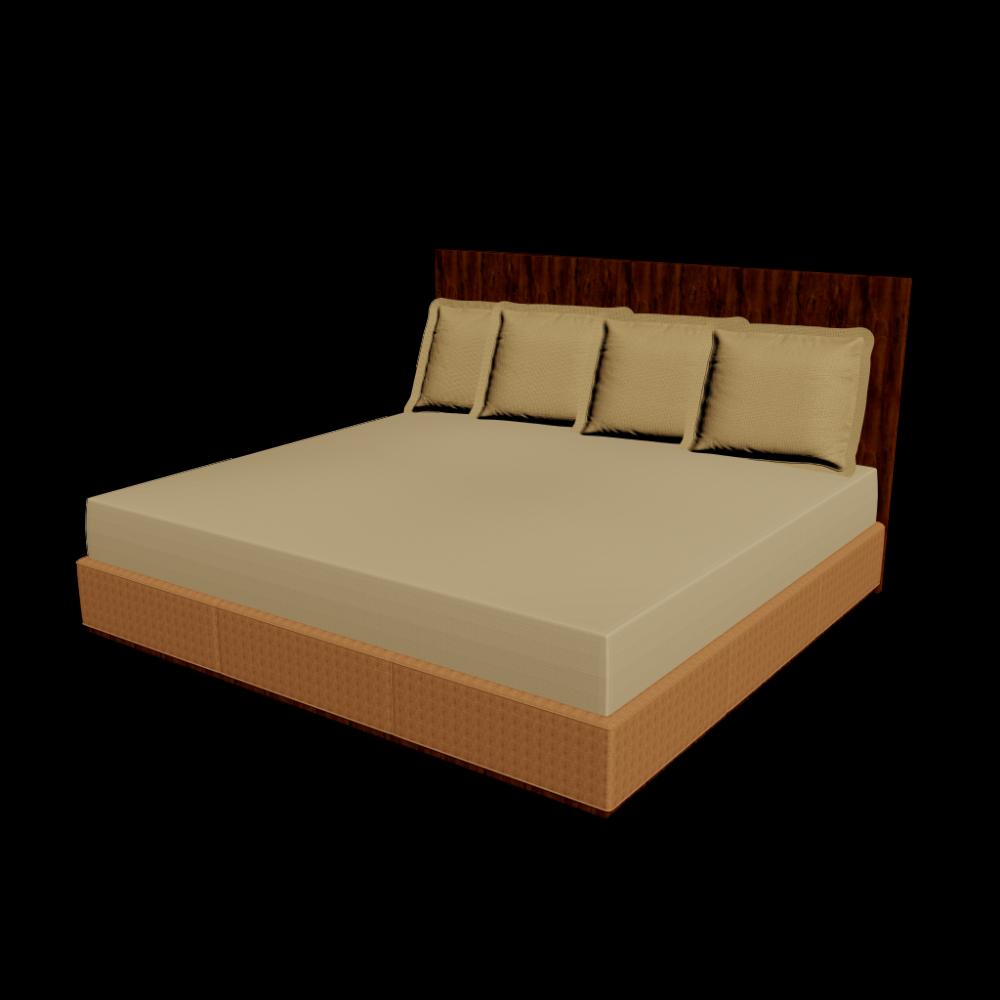 Modern Hollywood Bed Modern Hollywood Bed by Ralph