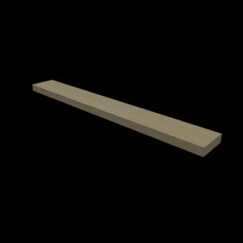 Regalboden 120 x 15 cm inBirke