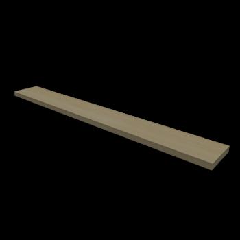 Regalboden 200 x 25 cm in Birke
