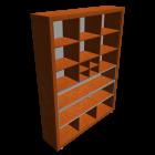 Regalschrank für die 3D Raumplanung
