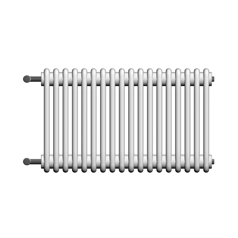 Ribbed radiator design and decorate your room in 3d for Household radiator design