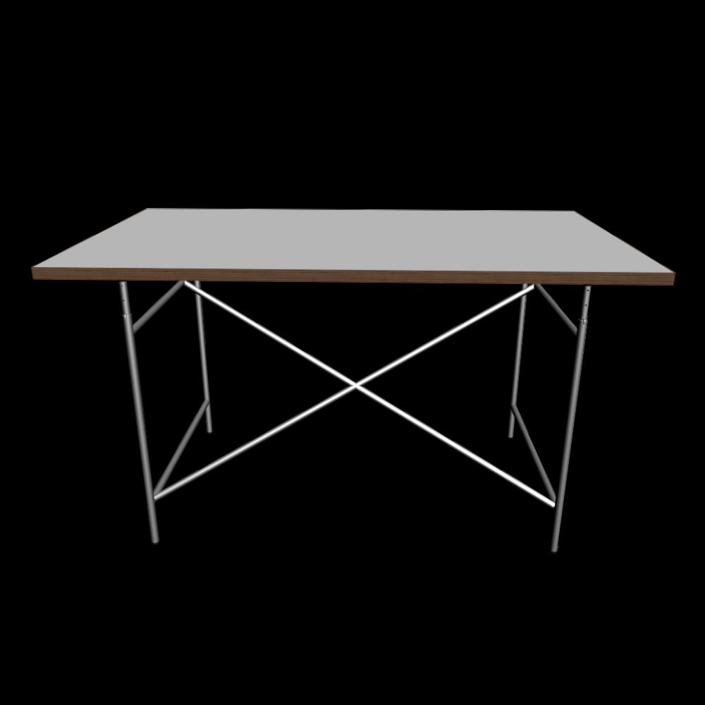 Egon Eiermann 1 Tischgestell Weiß Von Richard Lampert ...