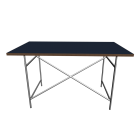 Egon Eiermann 1 Tischgestell  blau für die 3D Raumplanung