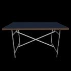 Egon Eiermann 2 Tischgestell  carbon für die 3D Raumplanung