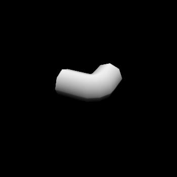 Rohr 90° Winkel
