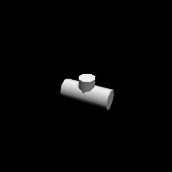 Rohr T-Stück