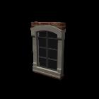Rundbogenfenster für die 3D Raumplanung