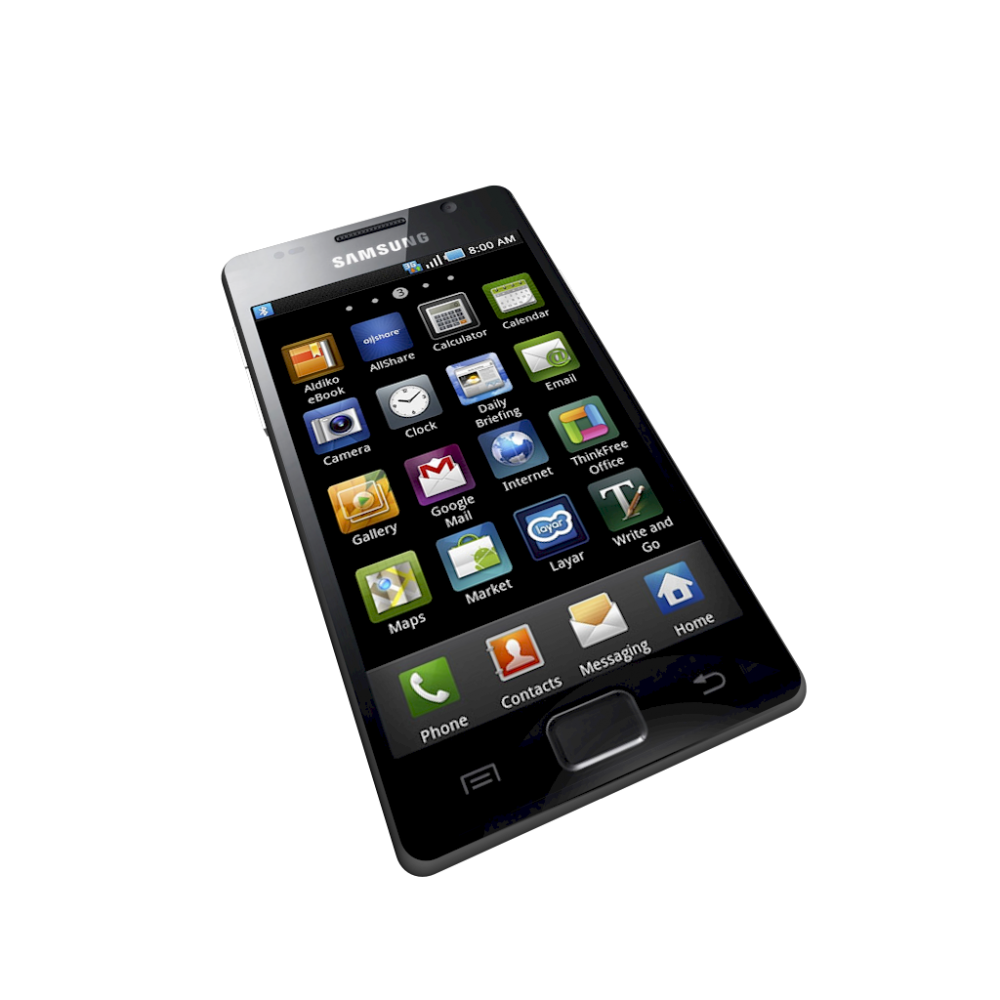 Gt i9000 galaxy s by samsung