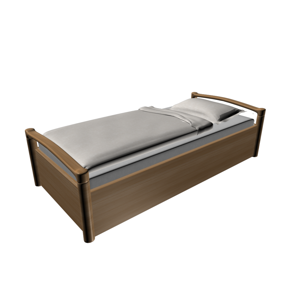 Casa Immobiliare Accessori Single Bed