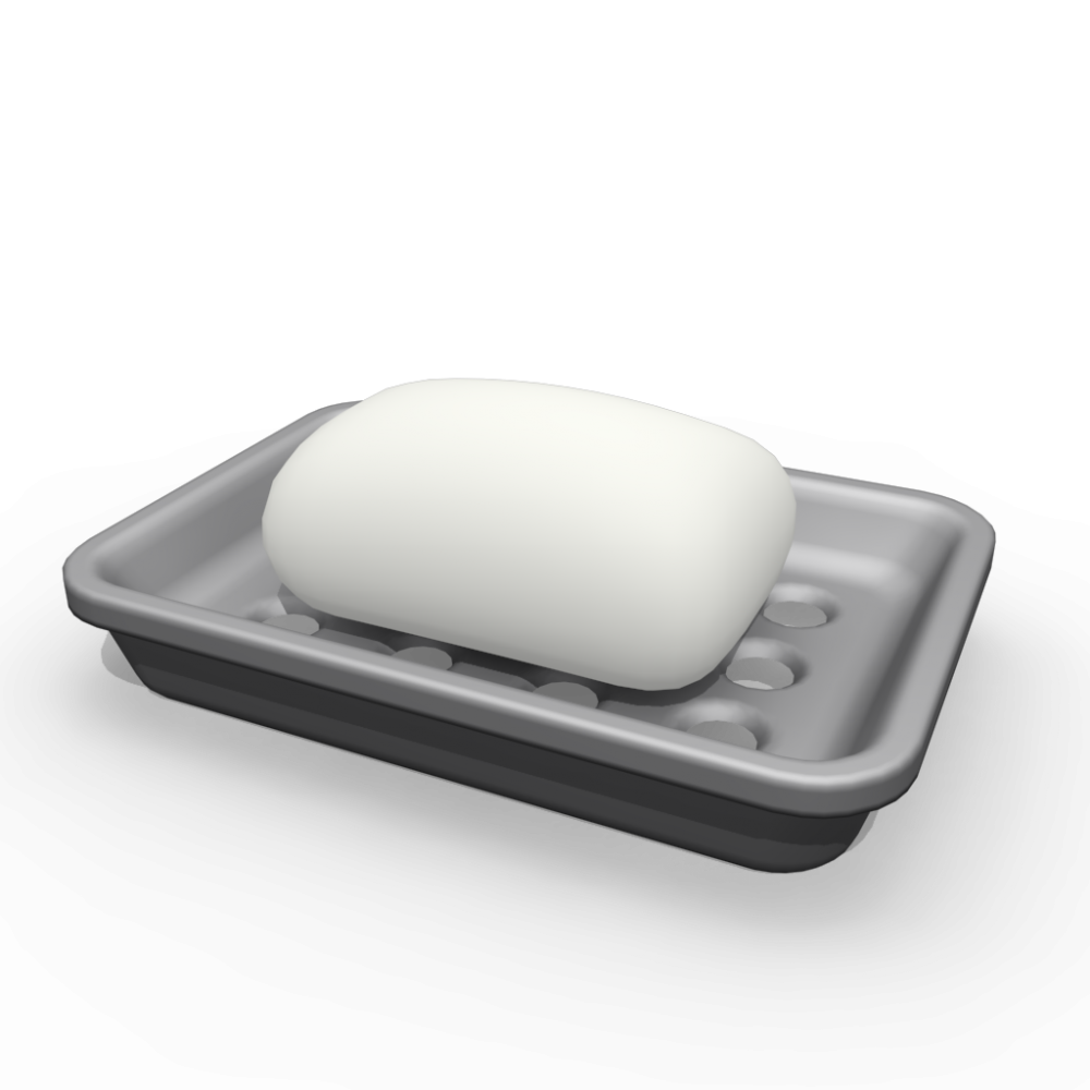 Soap Dish Design And Decorate Your Room In 3d