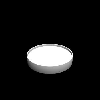 Drum Tablett von Softline