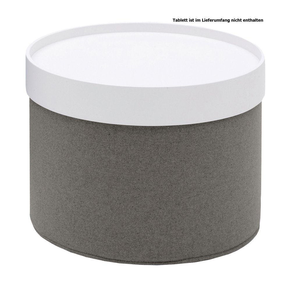drum pouf - design and decorate your room in 3d