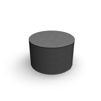 Drum Pouf by Softline