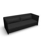 Metro sofa bed for your 3d room design