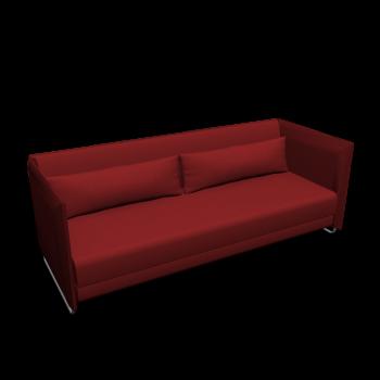 Metro sofa bed by Softline