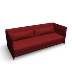 Metro sofa bed by Softline