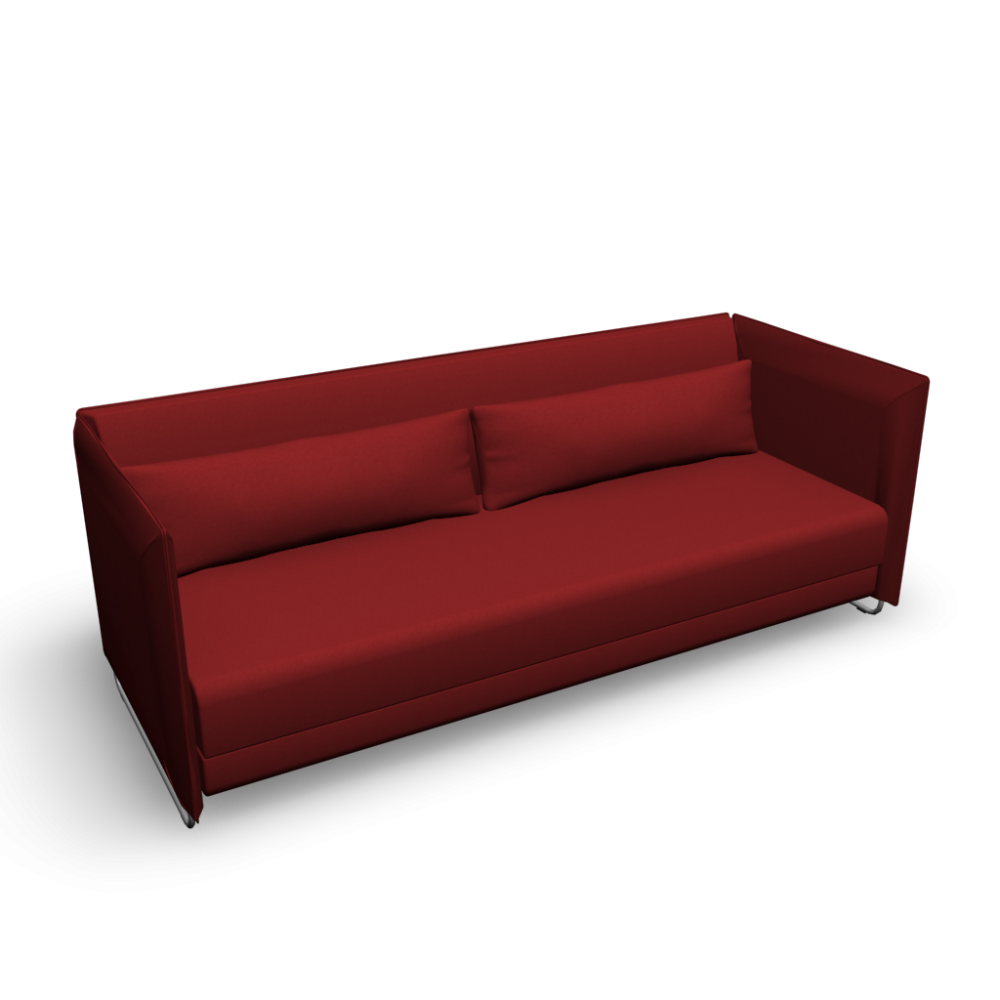 Metro Sofa Bed Design And Decorate Your Room In 3d